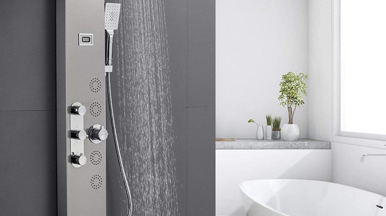 colonne-douche-hydromassante